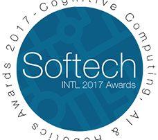 Slava Apel | Softech Cognitive Computing AI & Robotics Award 2017