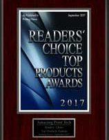 Readers Choice Top Products Award 2017 | Printing News